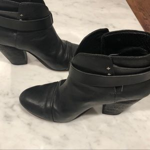 rag & bone Harrow Leather Boot